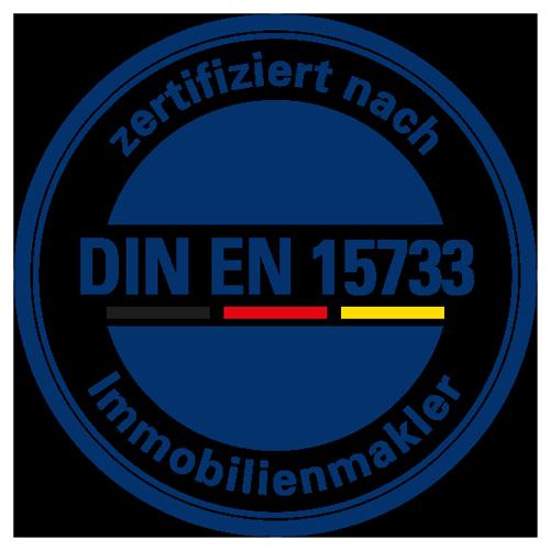 zertifiziert nach DIN EN 15733